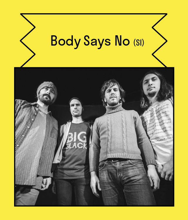Body Says No (Slovenia)