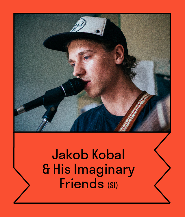 Jakob Kobal & His Imaginary Friends (Slovenia)