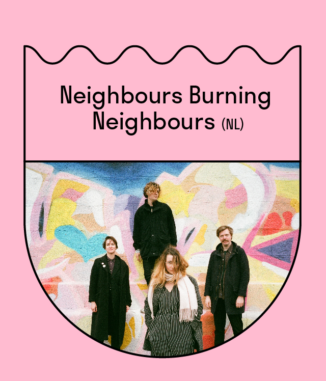 Neighbours Burning Neighbours (The Netherlands)