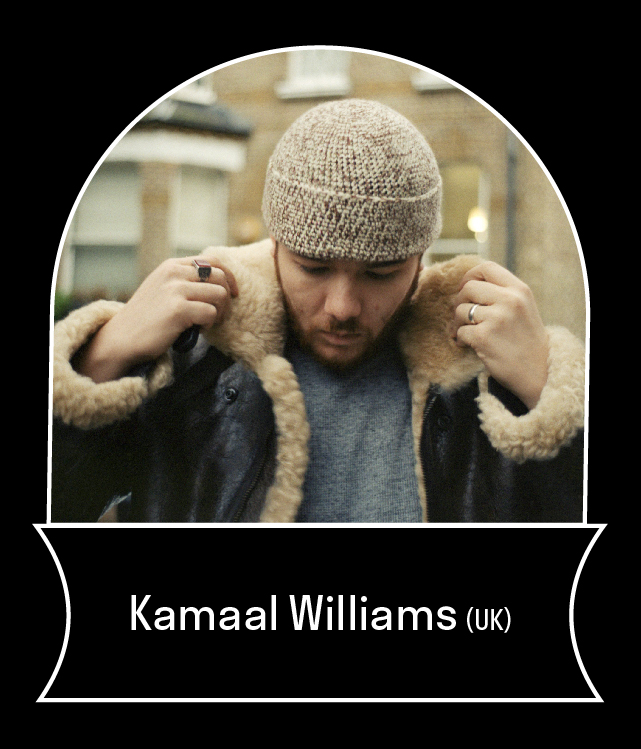 Kamaal Williams (United Kingdom)
