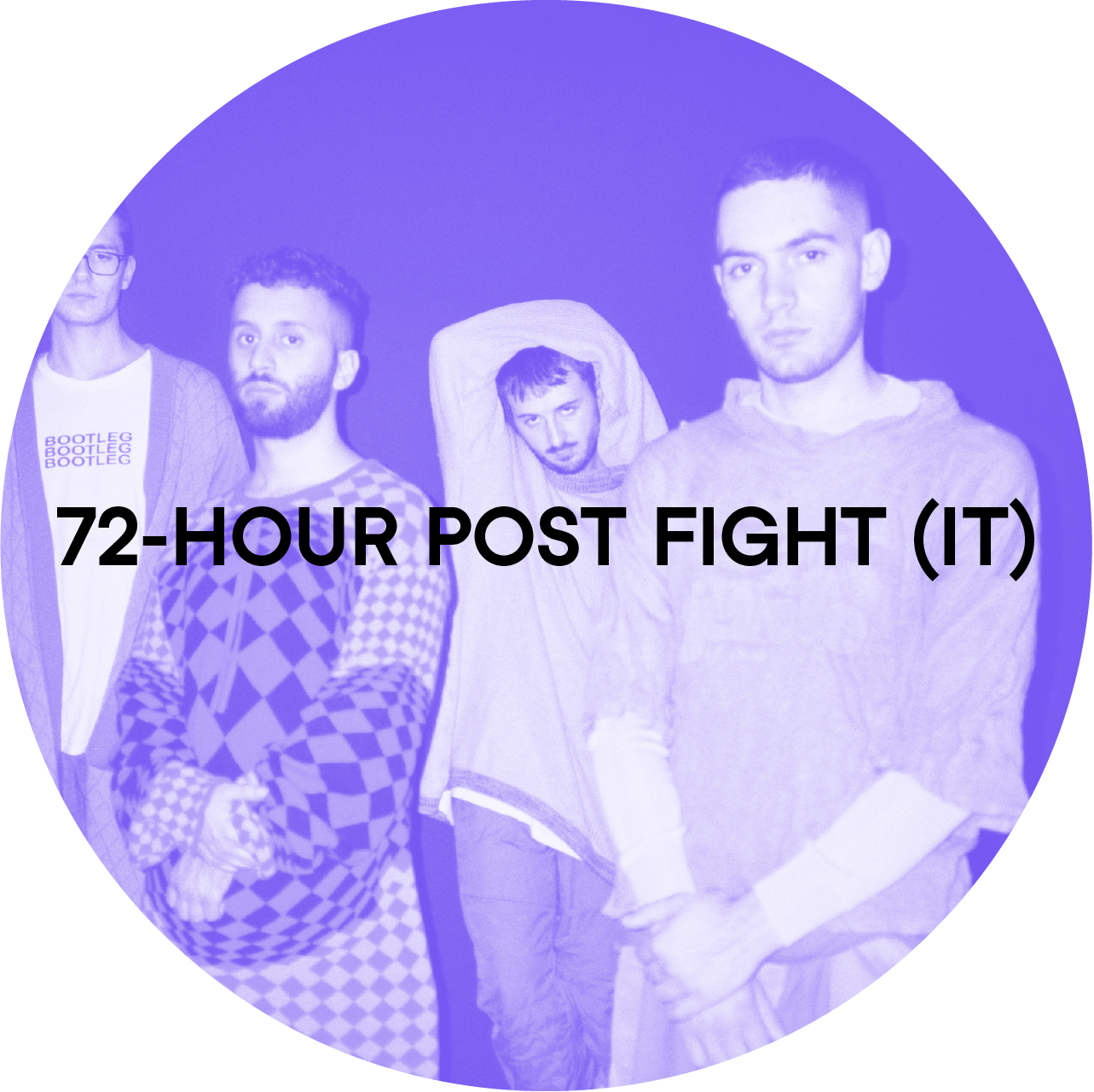 72-HOUR POST FIGHT (Italy)