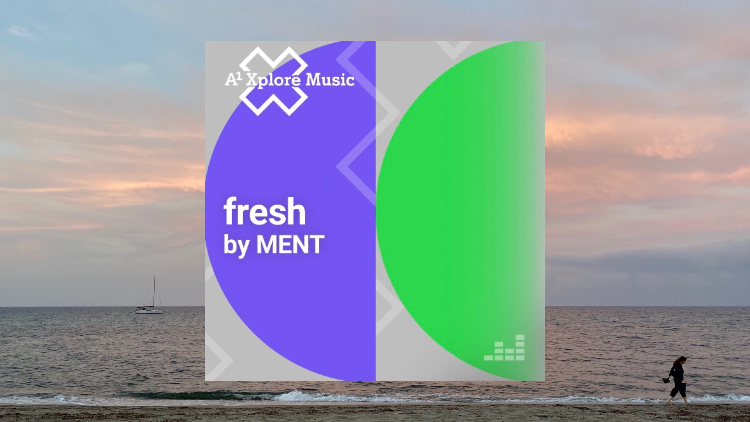 fresh by ment cover on picture of the sea